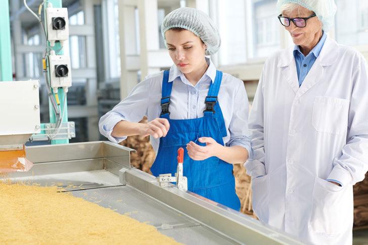 Madurez de la Cultura de Inocuidad Alimentaria y Liderazgo