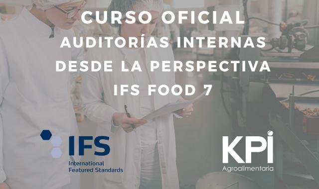 AUDITORIAS INTERNAS IFS FOOD 7