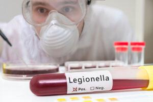 Curso Obtención Legionela