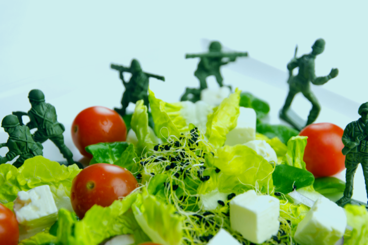 POST FOOD DEFENSE